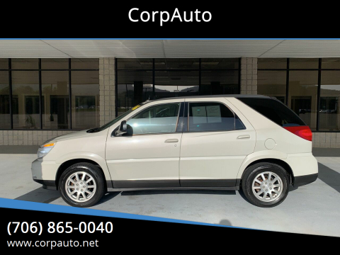 2006 Buick Rendezvous for sale at CorpAuto in Cleveland GA