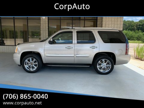 2007 GMC Yukon for sale at CorpAuto in Cleveland GA