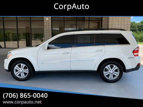 2008 Mercedes-Benz GL-Class for sale at CorpAuto in Cleveland GA