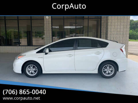 2012 Toyota Prius for sale at CorpAuto in Cleveland GA