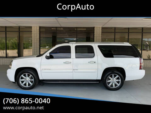 2007 GMC Yukon XL for sale at CorpAuto in Cleveland GA