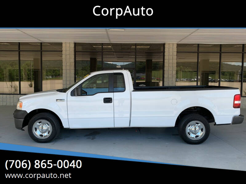 2008 Ford F-150 for sale at CorpAuto in Cleveland GA