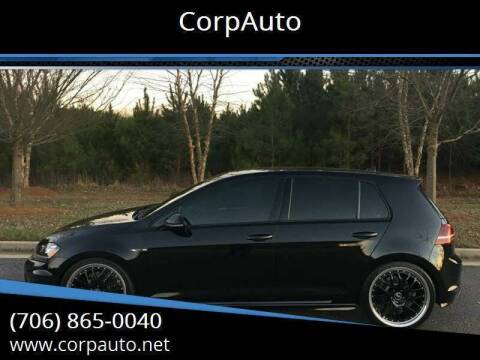 2016 Volkswagen Golf R for sale at CorpAuto in Cleveland GA