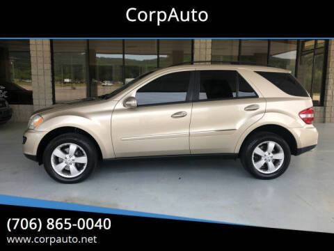 2006 Mercedes-Benz M-Class for sale at CorpAuto in Cleveland GA