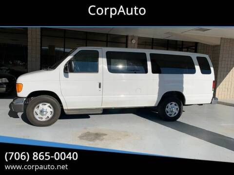 2005 Ford E-Series Wagon for sale at CorpAuto in Cleveland GA