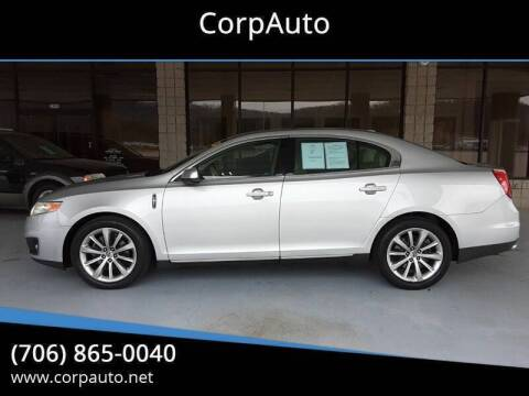 2009 Lincoln MKS for sale at CorpAuto in Cleveland GA