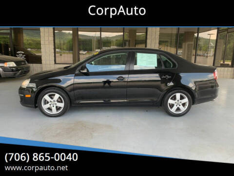 2009 Volkswagen Jetta for sale at CorpAuto in Cleveland GA