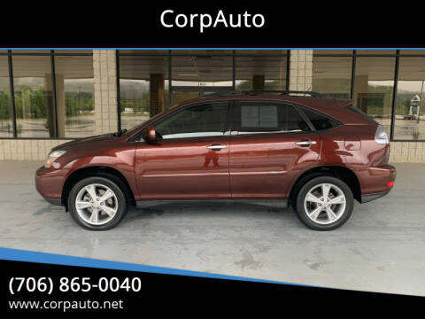 2008 Lexus RX 400h for sale at CorpAuto in Cleveland GA