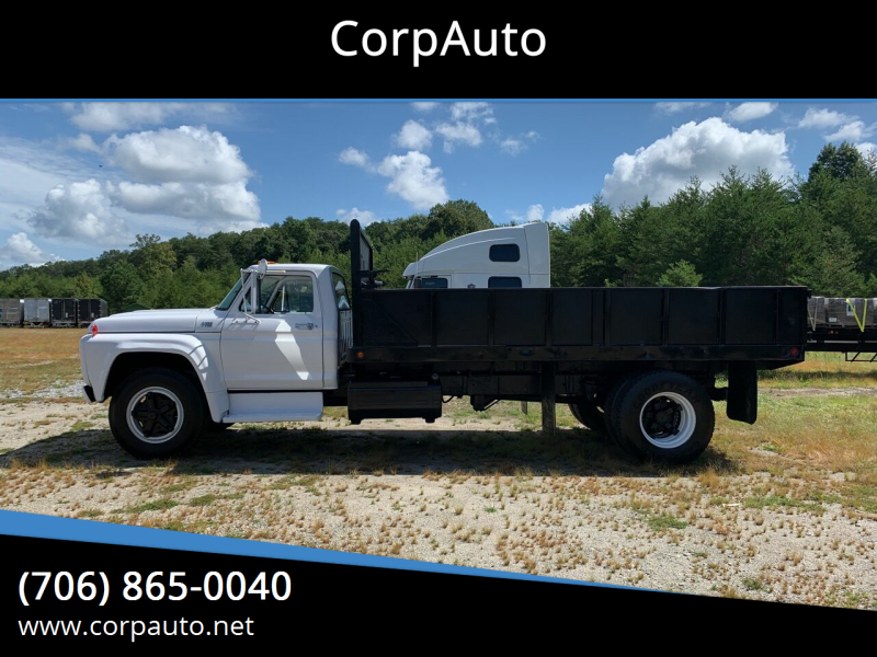 1978 Ford F-700 for sale at CorpAuto in Cleveland GA