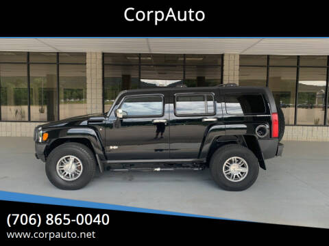 2006 HUMMER H3 for sale at CorpAuto in Cleveland GA
