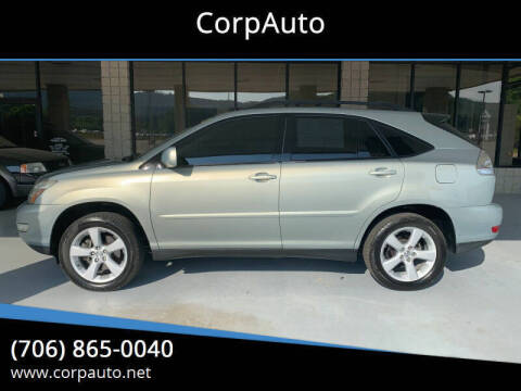 2006 Lexus RX 330 for sale at CorpAuto in Cleveland GA