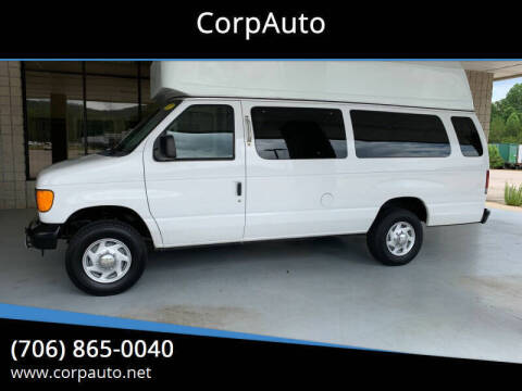 2007 Ford E-Series Cargo for sale at CorpAuto in Cleveland GA