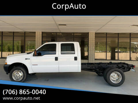 2004 Ford F-450 Super Duty for sale at CorpAuto in Cleveland GA