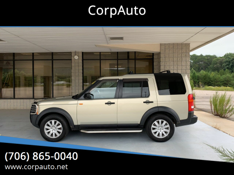 2006 Land Rover LR3 for sale at CorpAuto in Cleveland GA