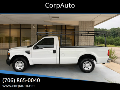 2008 Ford F-250 Super Duty for sale at CorpAuto in Cleveland GA