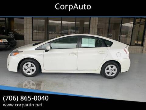 2010 Toyota Prius for sale at CorpAuto in Cleveland GA