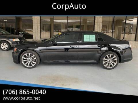 2014 Chrysler 300 for sale at CorpAuto in Cleveland GA