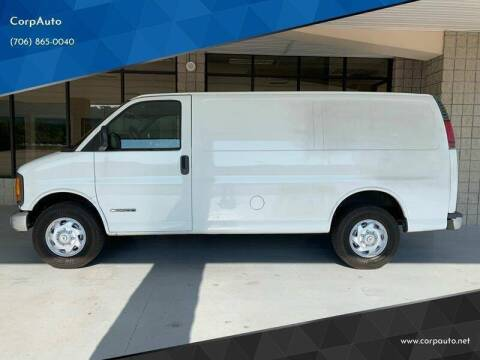 2001 Chevrolet Express Cargo for sale at CorpAuto in Cleveland GA