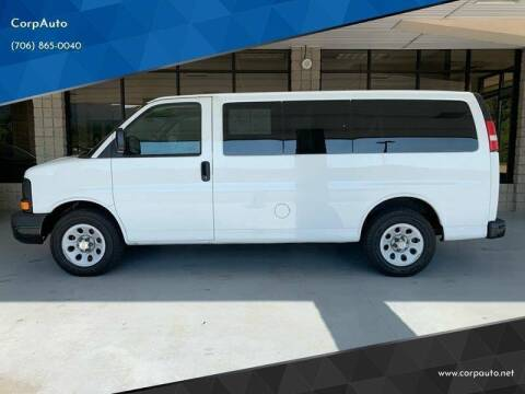 2009 Chevrolet Express Passenger for sale at CorpAuto in Cleveland GA