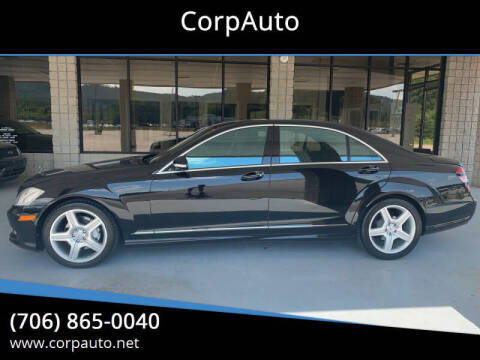 2008 Mercedes-Benz S-Class for sale at CorpAuto in Cleveland GA