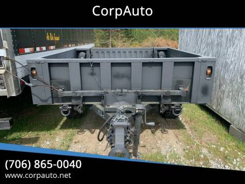 MILITARY Trailer for sale at CorpAuto in Cleveland GA