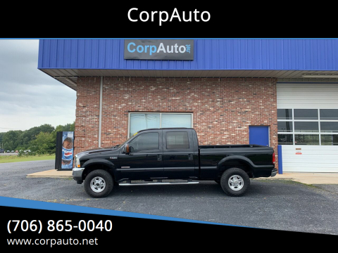 2003 Ford F-250 Super Duty for sale at CorpAuto in Cleveland GA
