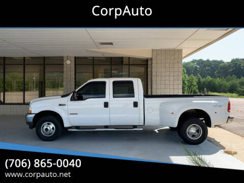 2003 Ford F-350 Super Duty for sale at CorpAuto in Cleveland GA