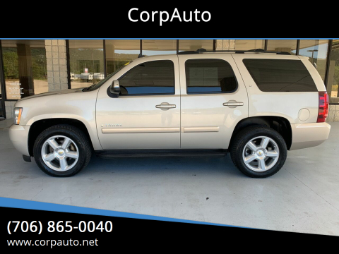 2007 Chevrolet Tahoe for sale at CorpAuto in Cleveland GA