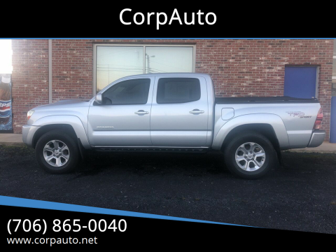 2005 Toyota Tacoma for sale at CorpAuto in Cleveland GA