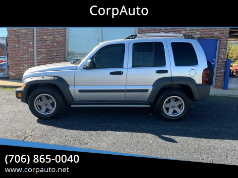 2006 Jeep Liberty for sale at CorpAuto in Cleveland GA