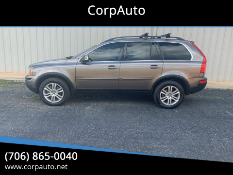 2009 Volvo XC90 for sale at CorpAuto in Cleveland GA