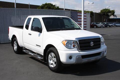 2009 Suzuki Equator for sale in Fremont, CA
