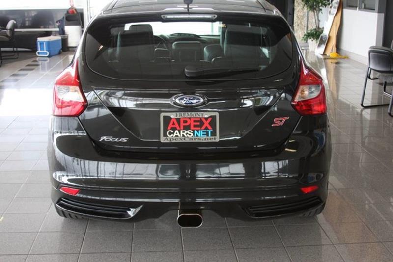 2014 Ford Focus ST 4dr Hatchback In Fremont CA - ApexCars Net