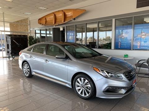 2016 Hyundai Sonata for sale in Fremont, CA