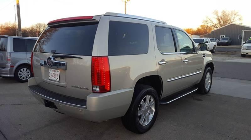 2008 Cadillac Escalade AWD 4dr SUV - Olathe KS