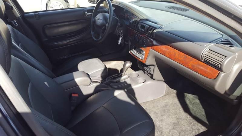 2002 Chrysler Sebring LXi 4dr Sedan - Olathe KS