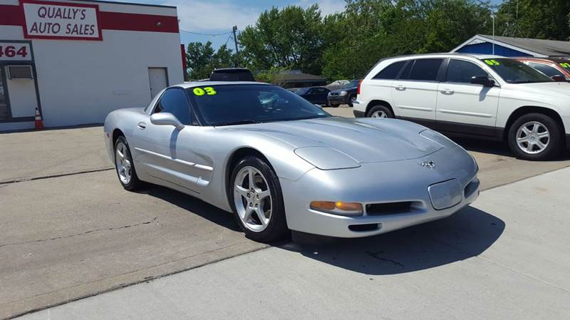 2003 Chevrolet Corvette 2dr Coupe - Olathe KS