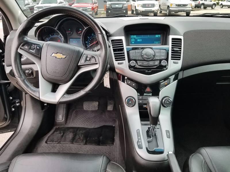 2011 Chevrolet Cruze LT 4dr Sedan w/2LT - Olathe KS