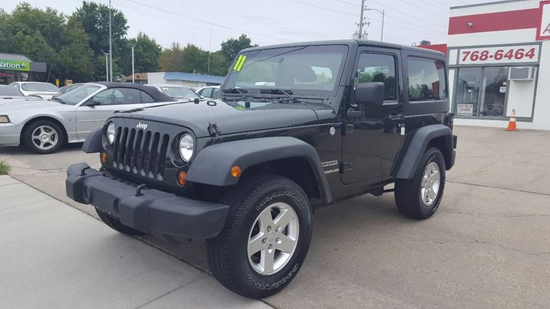 used jeep wrangler for sale kansas city mo cargurus. Black Bedroom Furniture Sets. Home Design Ideas