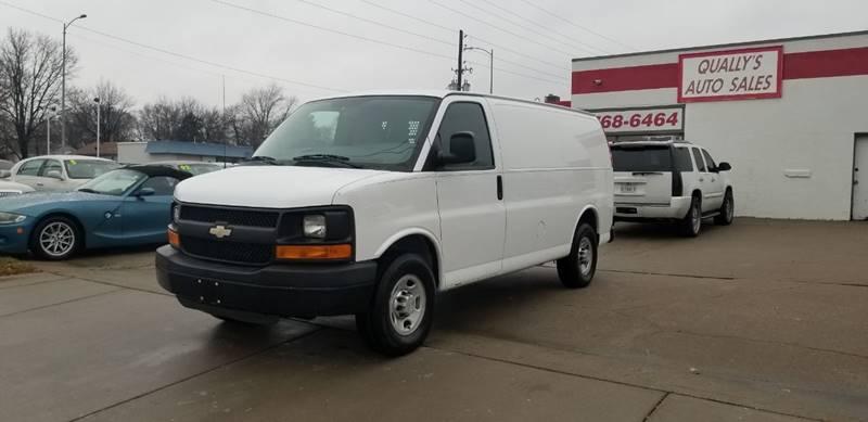 2010 Chevrolet Express Cargo 2500 3dr Cargo Van W 1wt In Olathe Ks