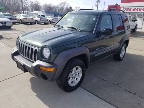 2003 Jeep Liberty for sale in Olathe, KS
