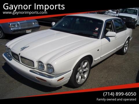 2002 Jaguar XJR For Sale In Stanton, CA