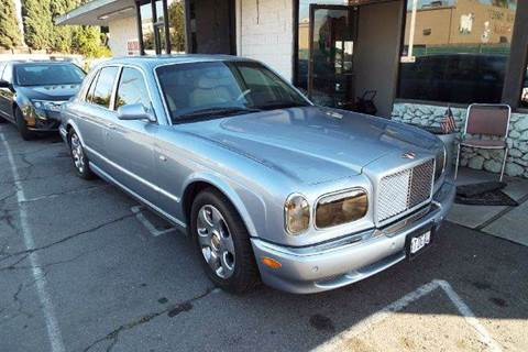 2001 Bentley Arnage for sale in Stanton, CA