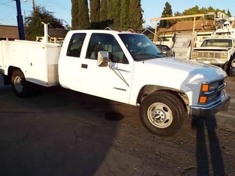 2000 Chevrolet C/K 3500 Series for sale in Stanton, CA