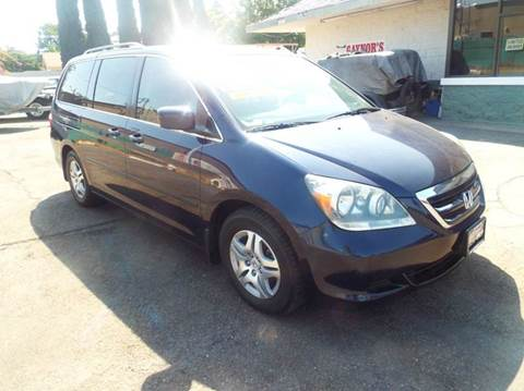 2007 Honda Odyssey for sale at Gaynor Imports in Stanton CA