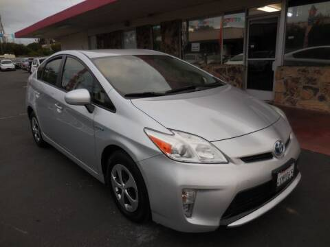 2013 Toyota Prius for sale at Auto 4 Less in Fremont CA