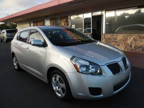 2009 Pontiac Vibe for sale at Auto 4 Less in Fremont CA