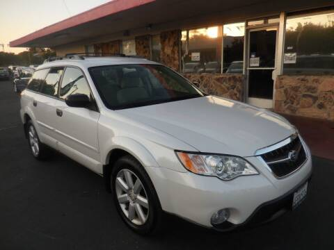 2008 Subaru Outback for sale at Auto 4 Less in Fremont CA