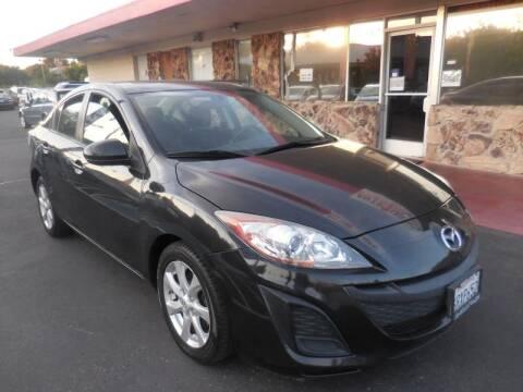 2011 Mazda MAZDA3 for sale at Auto 4 Less in Fremont CA