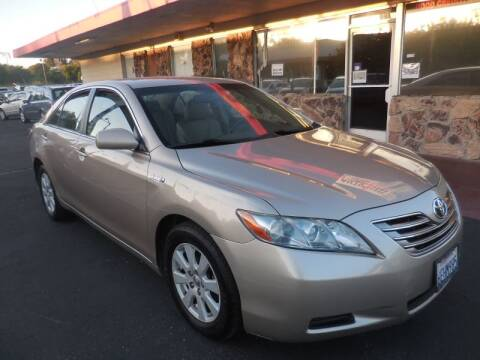 2008 Toyota Camry Hybrid for sale at Auto 4 Less in Fremont CA